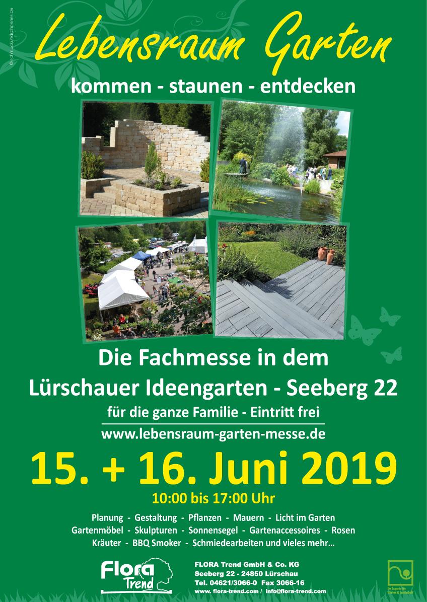 Lebensraum Garten Die Fachmesse In Dem Lürschauer Ideengarten